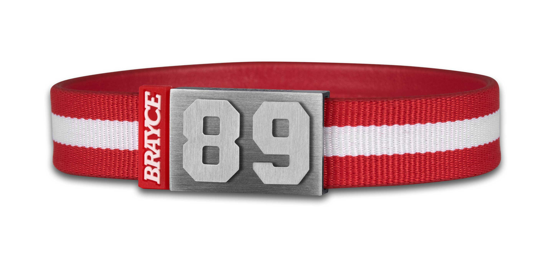 FC Salzburg Armband Nummer 89