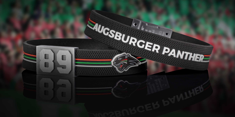 Augsburger Panther Armband Nummer 89