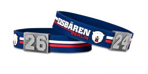 Eisbären Berlin Armband Nummer 26
