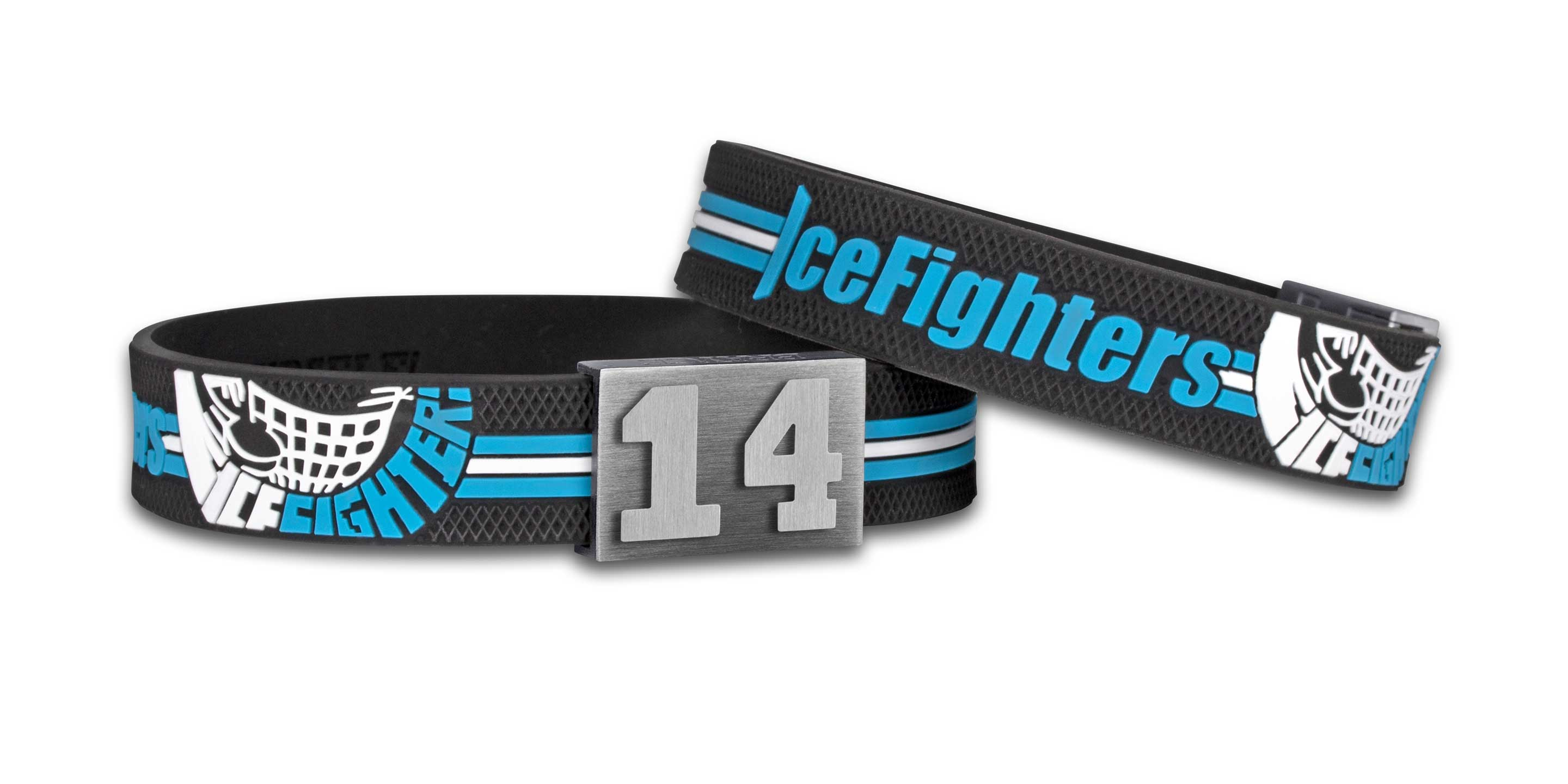 Icefighters Leipzig Armband #14