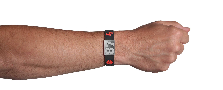 Suzuki Armband Nummer 87