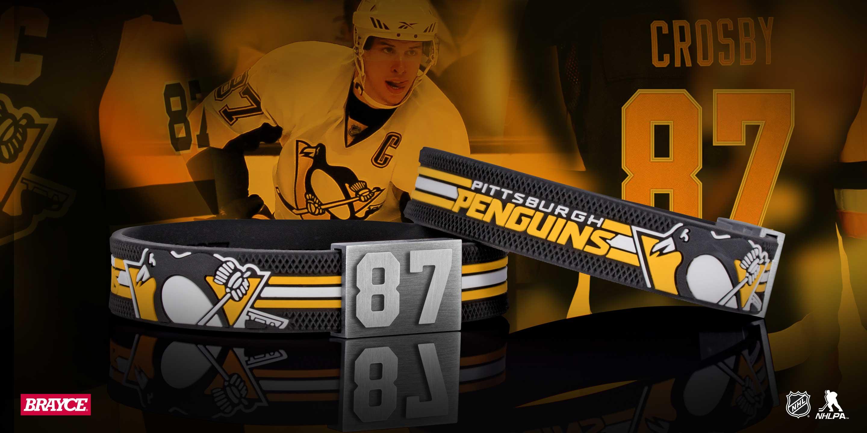 Sidney Crosby Armband Nummer 87