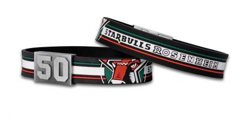 Starbulls Rosenheim Armband Nummer 50