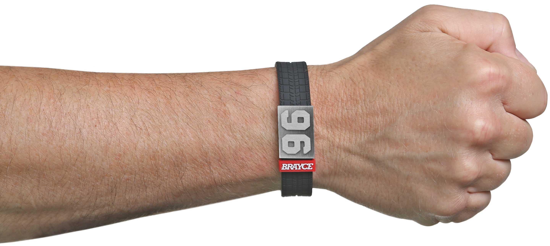 Tyre Tread Armband Nummer 96