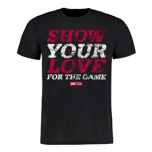 "BRAYCE T-Shirt ""Show Your Love"""