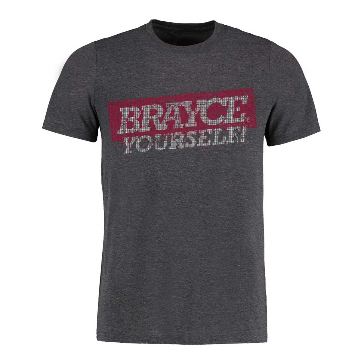 BRAYCE Logo T-Shirt BRAYCEyourself