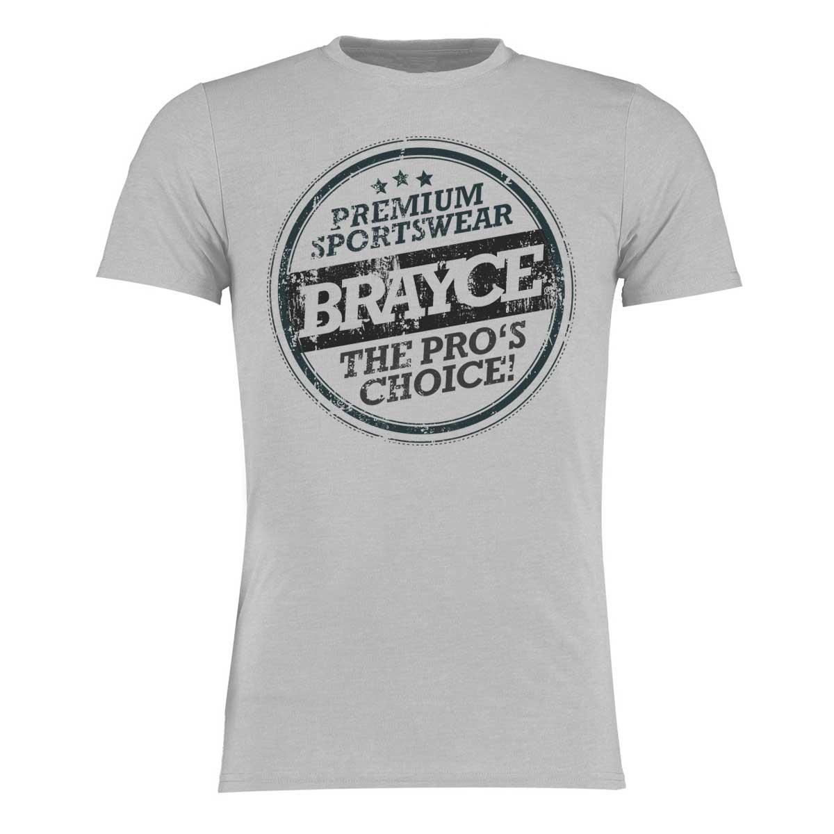 BRAYCE® Logo Stempel T-Shirt