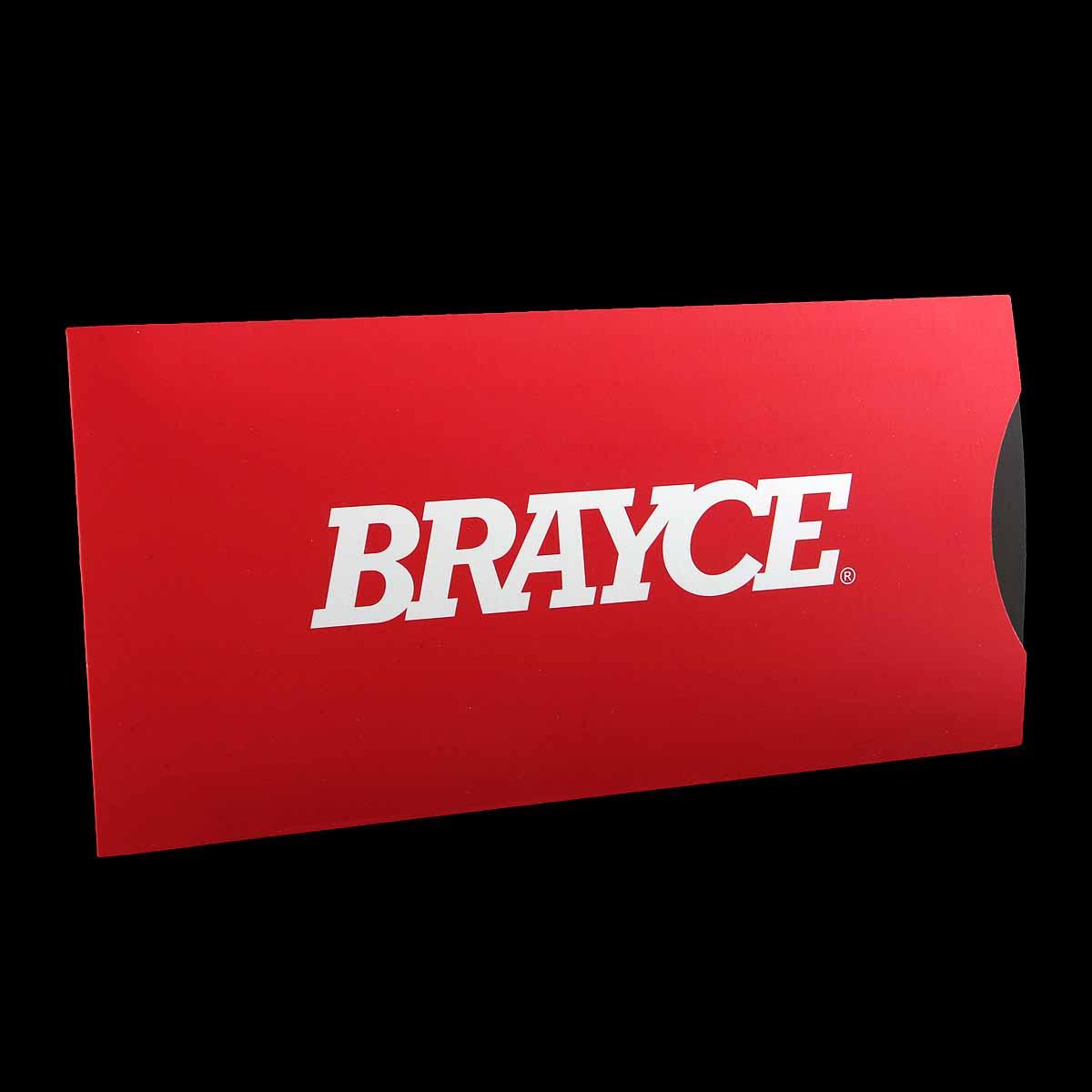 BRAYCE® Gutschein zum Verschenken