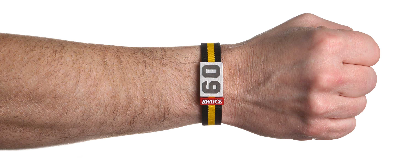 Dortmund Trikot am Handgelenk® mit der Nummer 09