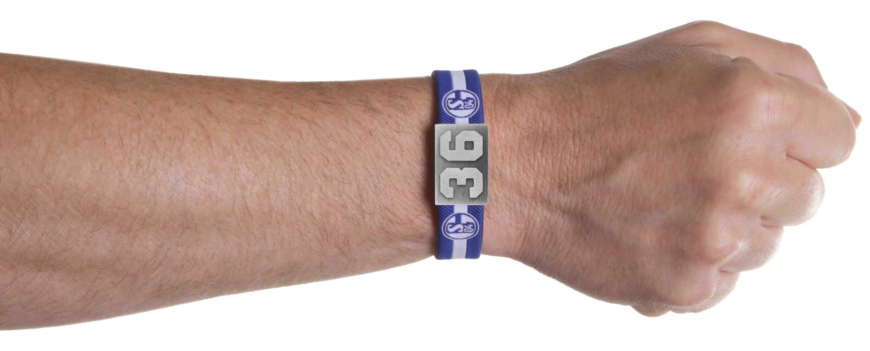 Schalke 04 Armband Nummer 36