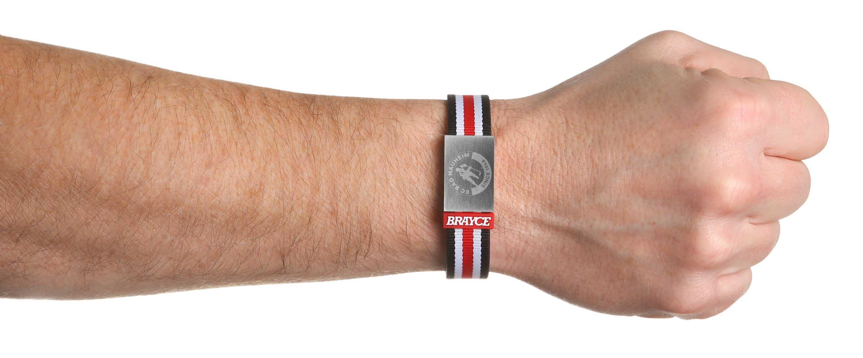 Bad Nauheim Armband (Logo Edition)