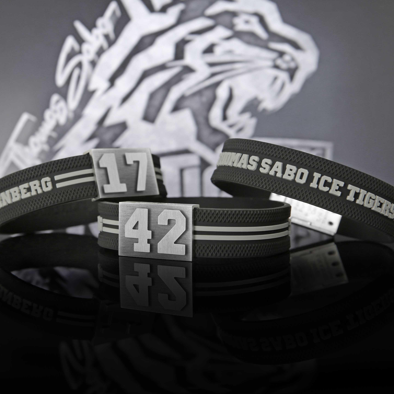 Thomas Sabo Icetigers Armband mit Deiner Nummer