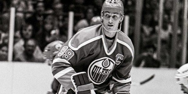 Wayne Gretzky - The Great One