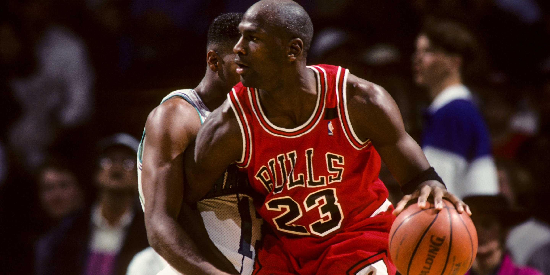 Michael Jordan #23 – The GOAT