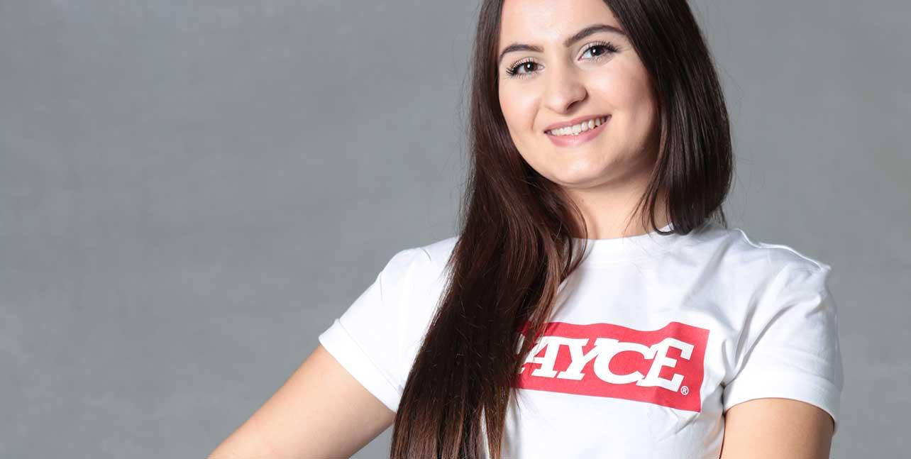 BRAYCE® Backstage – Sara #17
