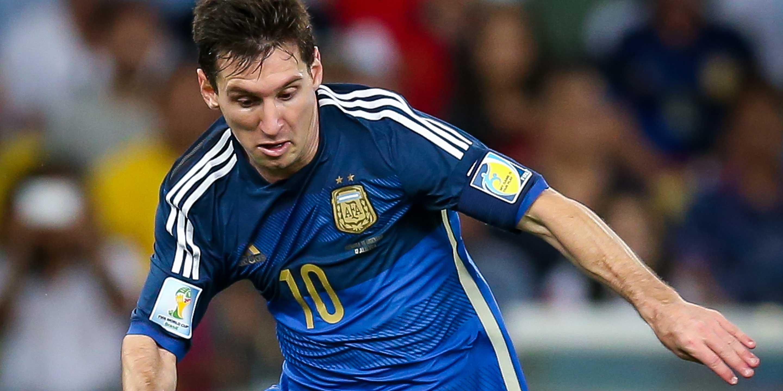 Maradona und Messi – Die Bürde der #10