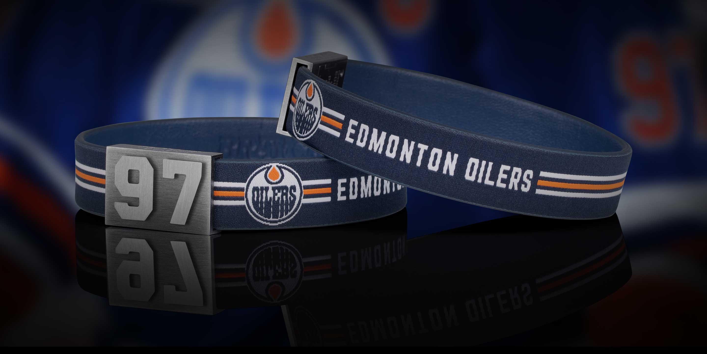 Edmonton Oilers Armband Nummer #97
