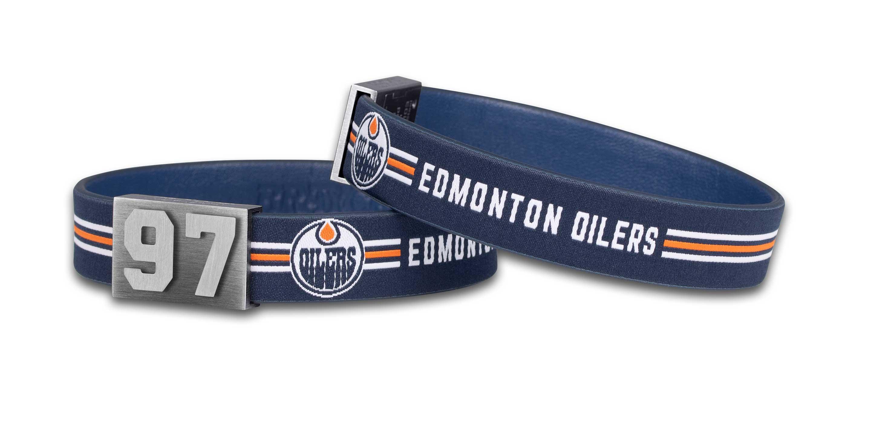 Edmonton Oilers Armband von Connor McDavid