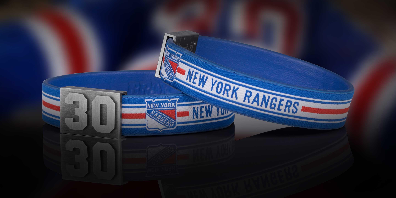 New York Rangers Armband mit Nummer 30