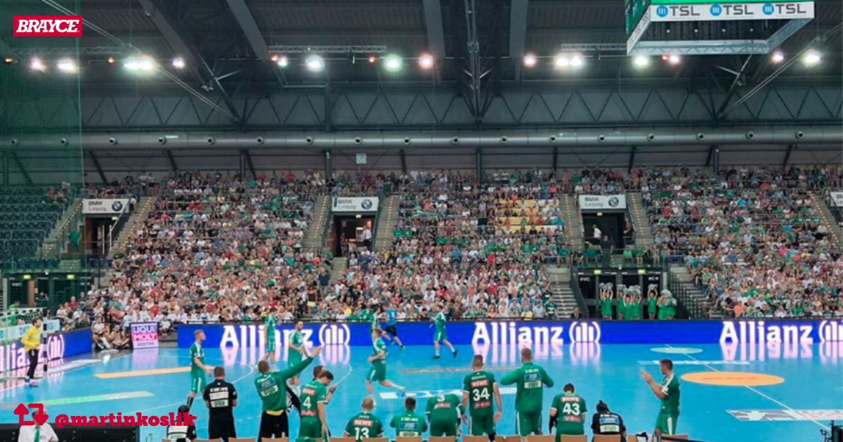 Hacken am Kreis Handball Blog: Leipzig vs. Berlin