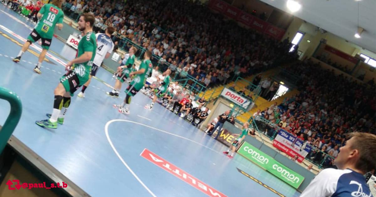 Hacken am Kreis Handball Blog: GWD Minden vs. SG Flensburg-Handewitt