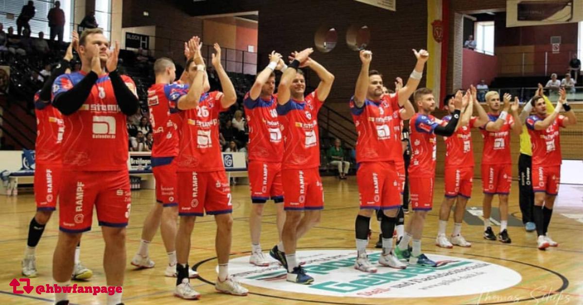 Hacken am Kreis Handball Blog: SC DHfK Leipzig  vs.   HBW Balingen-Weilstetten