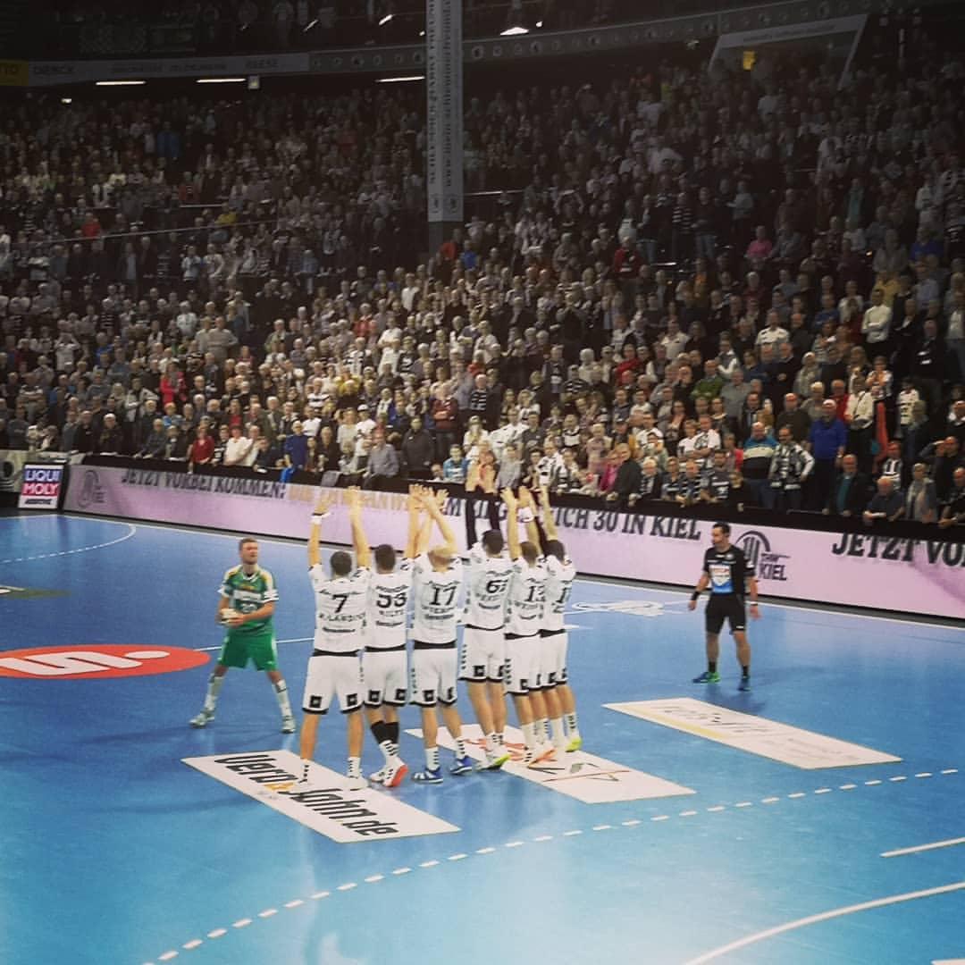 Hacken am Kreis Handball Blog: THW Kiel vs. SC DHfK Leipzig