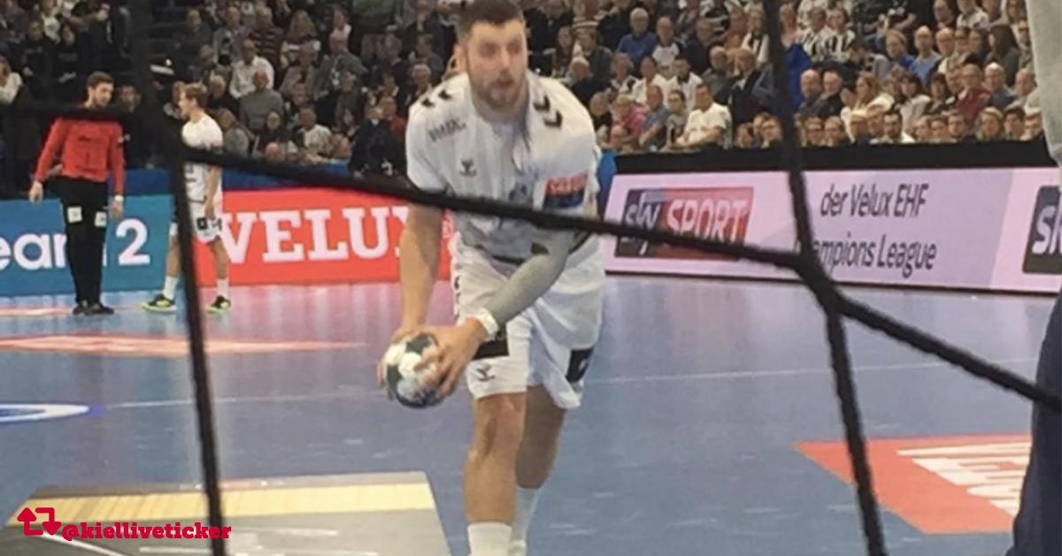 Hacken am Kreis Handball Blog: THW Kiel vs. TSV Hannover-Burgdorf