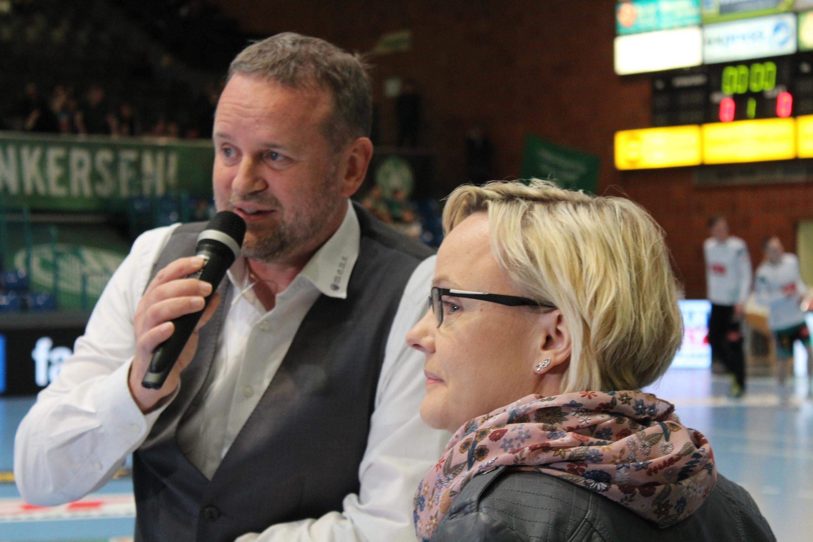 Hacken am Kreis Handball Blog: GWD Minden vs. Rhein-Neckar Löwen